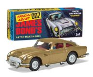 Aston Martin Db5 Rt26101 Aston Martin Db5 James Bond Cort26101 Corgitoys De Sammlermodelle